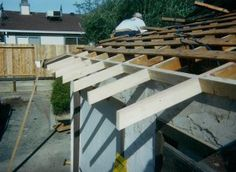 Dry Rot Rafter Tails