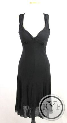 Weston Wear Black Strapless Criss Cross Back Cocktail Party Dress LBD S | eBay