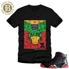 GIVE ME FOAM OR DEATH T-Shirt designed to Match Foamposite ...