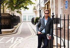 How to dress your male fashionista via StyleList | http://aol.it/1rxJaGS