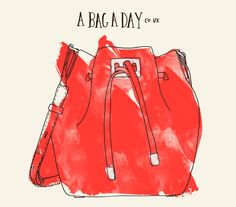 Michael Kors Collection Miranda Medium Leather Bucket Bag - Buy Here