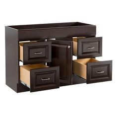 Home Decorators Collection Claxby 48 In W Vanity Cabinet