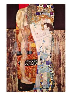 Klimt- The Three Stages of Woman