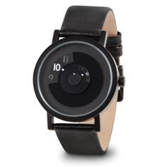 The Rotating Apertures Watch. For the watch nut in your family. Like me!