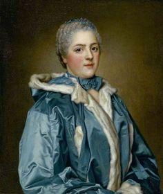 Jean-Etienne Liotard - Louise Elizabeth of France