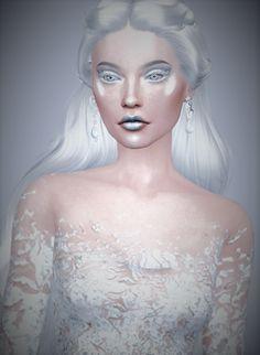The Sims 4 by Kasia: Królowa Śniegu