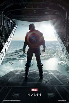 Captain America- winter soldier COMING OUT ON JUST IN TIME FOR MY BIRTHDAY!!!