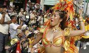 28th annual Asakusa Samba Carnival in Tokyo  - Lifestyle News - SINA English