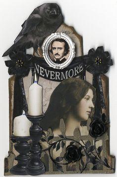 Nevermore by ArtfullyMusing.deviantart.com on @deviantART
