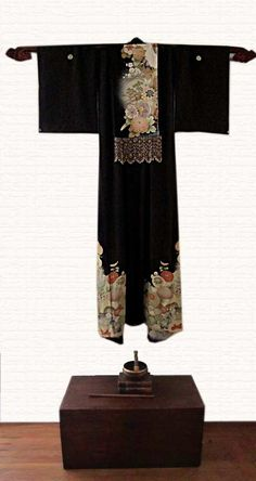Kimono as wall hangi