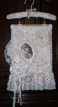 Bridal or Anniversary wall hanging
