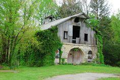 Southern Indiana barn.
