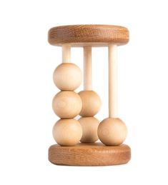 A Summer Afternoon Organic Rattle | Toys | For Baby | Shop