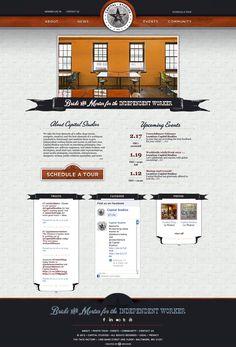 Web Design  www.capital-studios.com