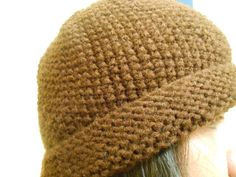 Unisex Adult knitted cap by LavenderLassies on Etsy