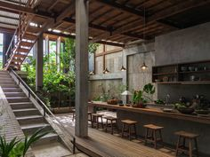 Imagem 11 de 39 da galeria de Casa em Chau Doc / NISHIZAWAARCHITECTS. Fotografia de NISHIZAWAARCHITECTS