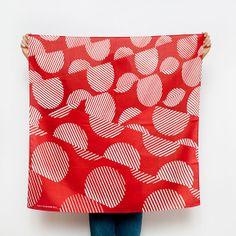 Furoshiki Scarf - Dots