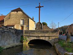 Bucey-lès-Gy : le pont du Four