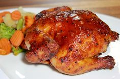 Smoked cornish hens are delicious on their own but I show you how to really dress them up in flavor by injecting and basting them with my very own barbecue hot wing sauce.