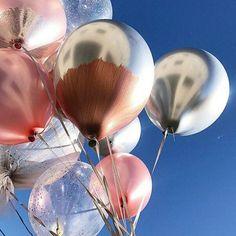 Air Balloon, Balloons, Cake, Decor, Pie Cake, Dekoration, Globes, Pastel, Decoration