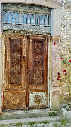 Ayvalık kapıları#Gülin Armoire, House, Furniture, Home Decor, Clothes Stand, Closet, Home, Reach In Closet, Haus