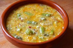 SOPA DE ESPARRAGOS-18 Spanish Kitchen, Cheeseburger Chowder, Food To Make, Easy Meals, Easy Recipes, Health, Ethnic Recipes, Soups, Dried Cherries