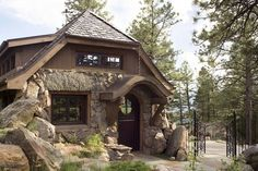 450 Sq. Ft. Small Mountain Cottage