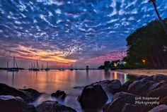 Colorful Clouds flying on the sky by GohRaymond Photography on 500px
