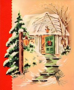 Lovely Christmas crib.