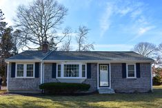 Immaculate three bedroom home in West Dennis with Central Air!
