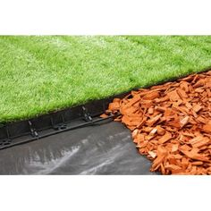 diy metal lawn edging. geoborder lawn edging is made from recycled plastic. ideal for create clean edges around your lawned garden between two finishes diy metal
