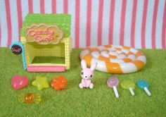 Image detail for -re-ment, rement, puchi, japanese dollhouse miniatures, all, candy ...