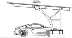 cantilevered carports - Google Search