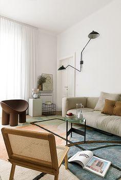 Comment créer 5 pièces dans un appartement de 58m² seulement ? - PLANETE DECO a homes world