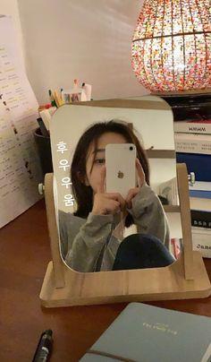 Korean Ulzzang, Korean Girl, Son Hwamin, Hwa Min, Aesthetic Art, Sons, Cute, Random Things, Random Stuff