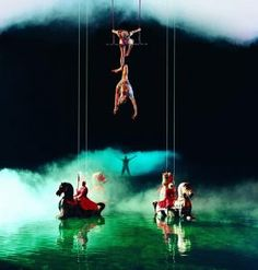 "Cirque du Soleil's ""O"" is the best Cirque show I've seen. It is AMAZING!! If you ever go to Vegas, this show is worth every penny!"