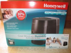 I got my Honeywell Humidifier as a free sample to test and review thanks to @influenster  #HumidifyMe