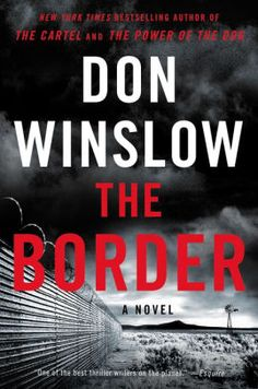 -The Border by Don Winslow available now. Only $6.99.