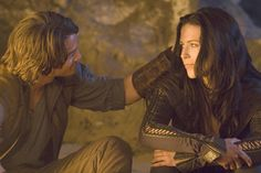 Richard and Kahlan by Legend of the Seeker