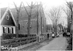 Gereformeerde Kerk na 1867 (westeinde Dirksrhorn)