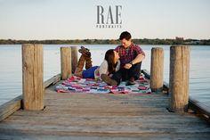 White Rock Lake. by RAE Portraits