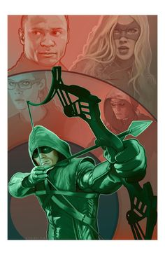 Arrow •Michael Stribling