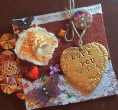 Special occasion handmade card by ThePricklyPincushion on Etsy
