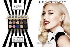 Control: High end makeup brands are big on providing consumers with the tools to use professional products without the professional experience. This advertisement shows how you can look just like celebrity, Gwen Stefani by providing the same colors she is wearing and selling professional grade products.