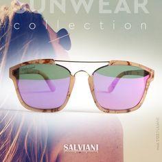 #salviani  #salvianieyewear  #oculosgraduados  #oculosdesol  #oculos www.salviani.com