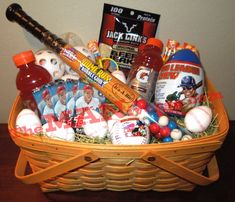 Not your traditional Easter basket! LOVE this for any little boy!! Everything bought from Target!