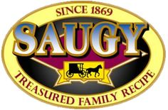 RI's own Saugy Hot Dogs!  I haven't had one of these in years!  We used to eat them all the time when I was young!  I think it's time to try a Saugy again!