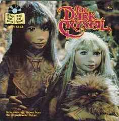 DARK CRYSTAL! Best movie ever made!!! :D....and im a weirdo