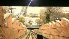 Funicular-Castle hill Budapest