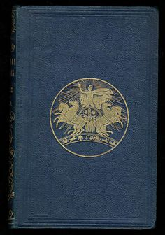 Christmas Holydays in Rome (1846) published by D. Appleton & Co.